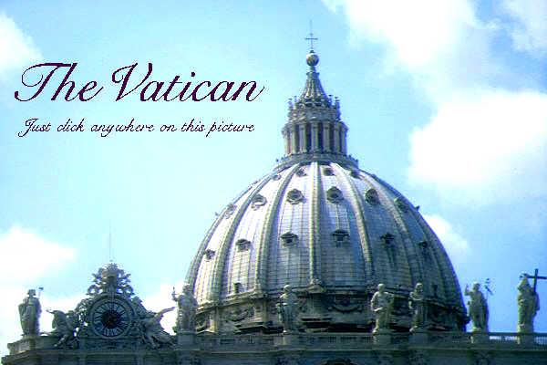 Click on the picture to visit the officat website at The Vatican